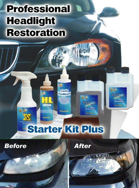 NEW HL DIY Coating Kit with Perpetuus Products t