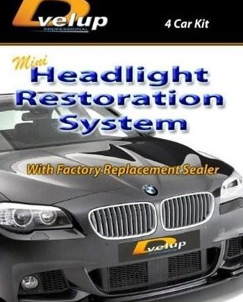 Headlight Restoration System