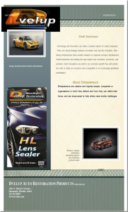 Dvelup Professional Products - Headlight Lens Coating