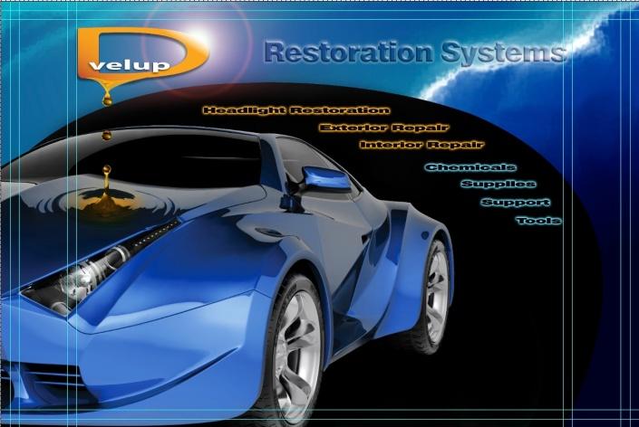 dvelup restoration system